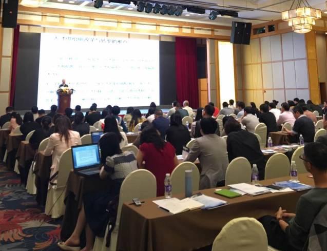 知金教育出席中国首届教培博览会2